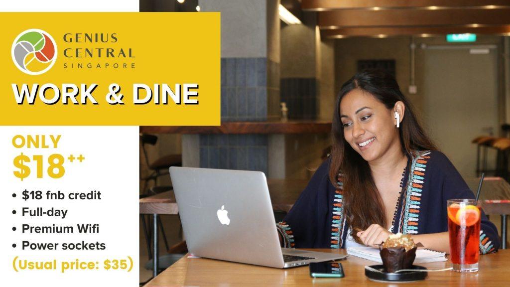 Work & Dine